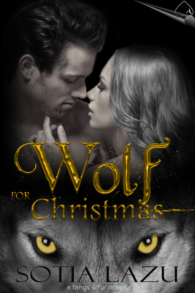 Wolf for Christmas