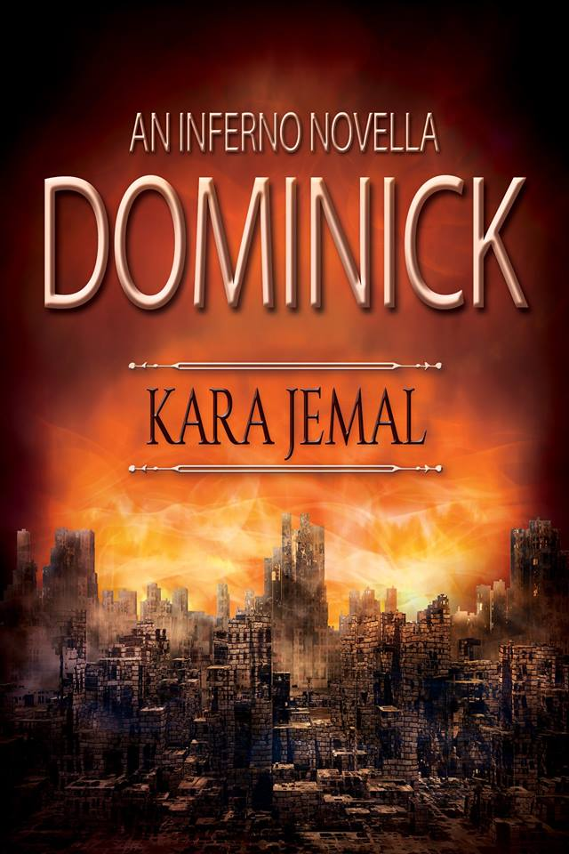 DOMINICK _ Book Cover